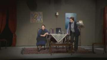 Премиера на спектакъла  Котката със сините очи на актьора Калин Арсов