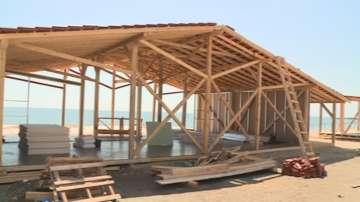 Незаконен строеж на плажа Кабакум