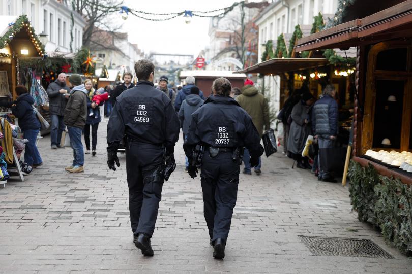 Подозрителният пакет, намерен близо до коледния базар в германския град