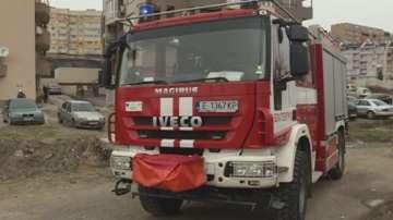 Остава висок рискът от пожари
