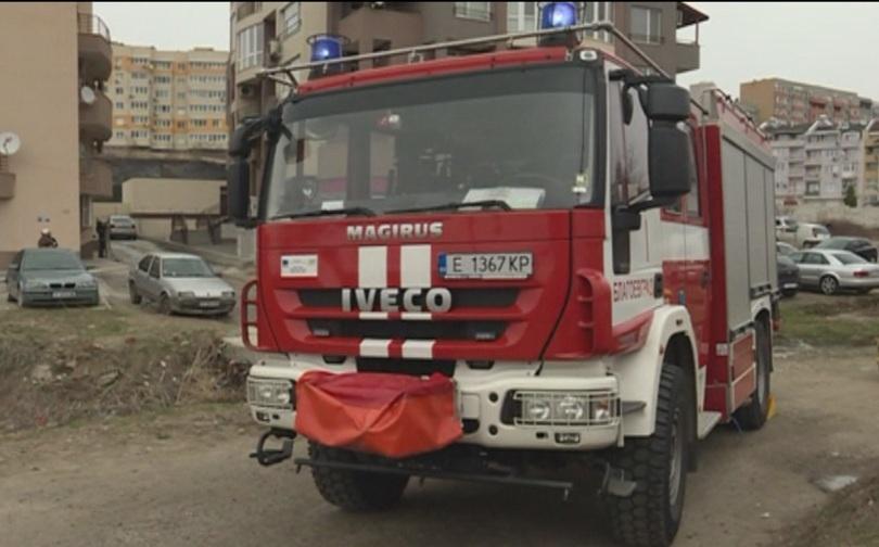 Драстично са се увеличили пожарите в Благоевградска област тази година.