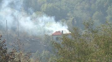 Втори ден огнен ад в района на Кресненското дефиле