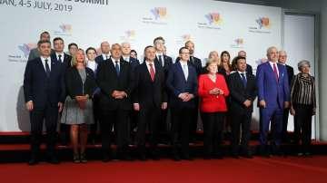 """Бойко Борисов участва в Срещата на върха на инициативата """"Берлински процес"""