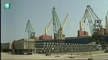 Пристанището във Варна завършва годината с приходи от близо 72 милиона лева