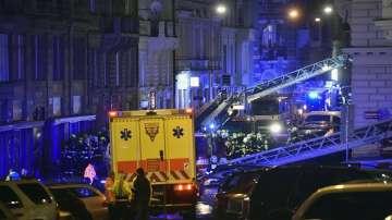 Четирима загинали след пожара в хотел в Прага