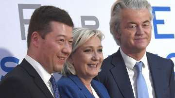 Лидери на крайнодесни европейски партии проведоха конференция в Прага