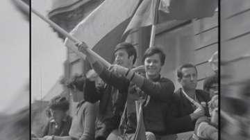 50 години от протеста на българските студенти в защита на Пражката пролет