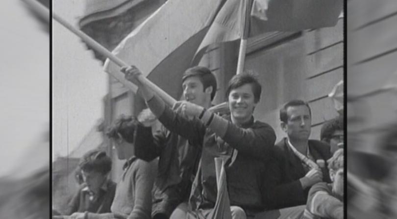 Преди 50 години трима български студенти отпечатват и раздават позиви