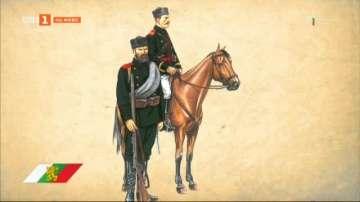 Какви са били униформите на българските опълченци?