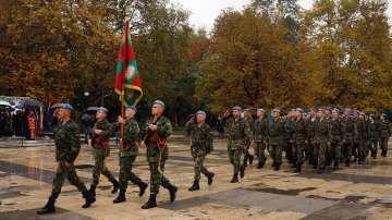 В Пловдив честват Деня на парашутиста