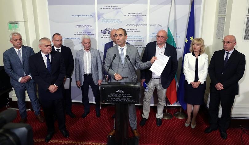 Председателският съвет на Народното събрание се срещна с Оперативния щаб,