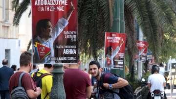 Ден за размисъл преди предсрочните парламентарни избори в Гърция