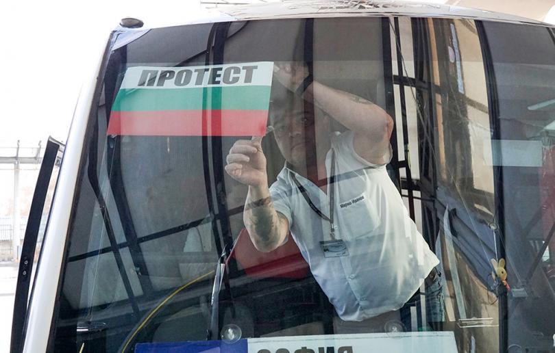 снимка 1 Автобусните превозвачи: Няма да оттеглим исканията си