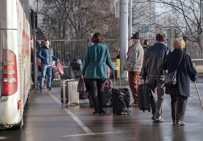 снимка 4 Автобусните превозвачи: Няма да оттеглим исканията си