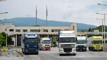АБВ и Подкрепа обсъдиха проблемите на българските превозвачи