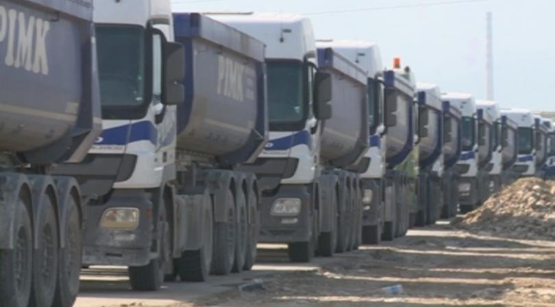 Българските международни превозвачи заплашват с протест в Брюксел на 10