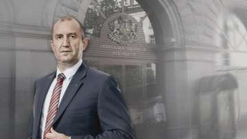 Румен Радев поздрави Владимир Путин по повод преизбирането му за президент