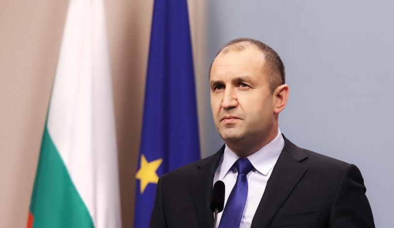 Президентът Румен Радев ще удостои на 25 юни с държавни