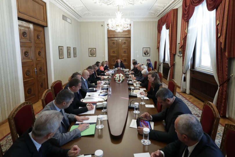 Радев призова за приемане на европейски план за действие при миграционен натиск