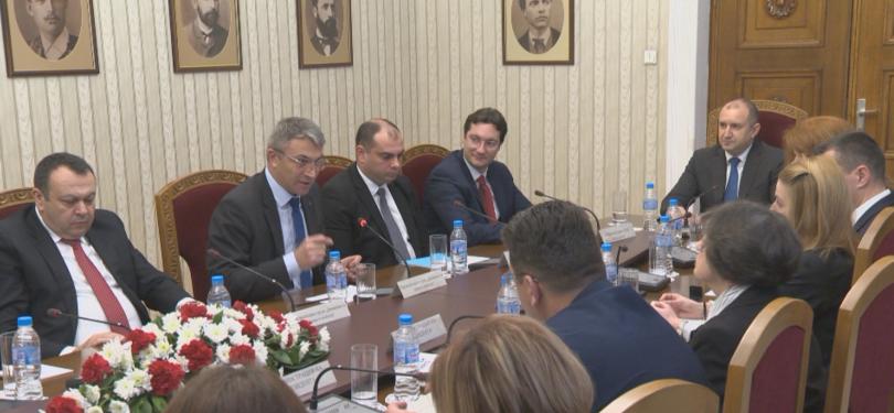 Управляващите не се включиха в организираната от президента Румен Радев