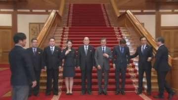 Пхенян покани южнокорейския президент на среща на върха