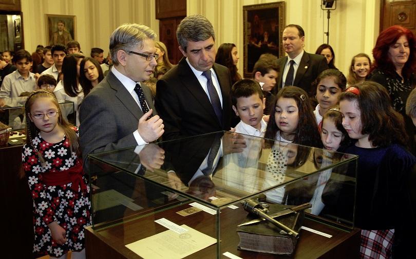 снимка 7 Ден на отворените врати в Президентството и Народното събрание