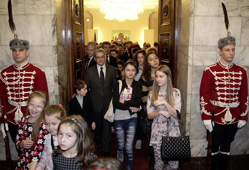 снимка 5 Ден на отворените врати в Президентството и Народното събрание