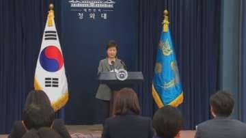 Искане за импийчмънт на президента на Южна Корея