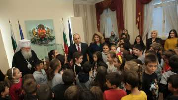 Президентството отвори врати за Деня на народните будители