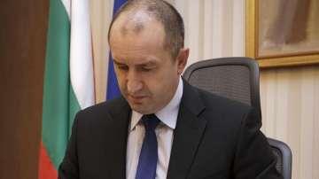 Президентът определи дата за изборите и Огнян Герджиков за служебен премиер