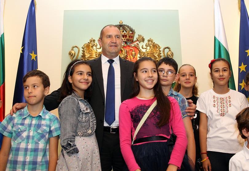 Администрацията на президента Румен Радев се включи в инициативата, посветена