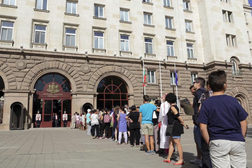 снимка 3 Ден на отворените врати на Дондуков 2 (СНИМКИ / ВИДЕО)