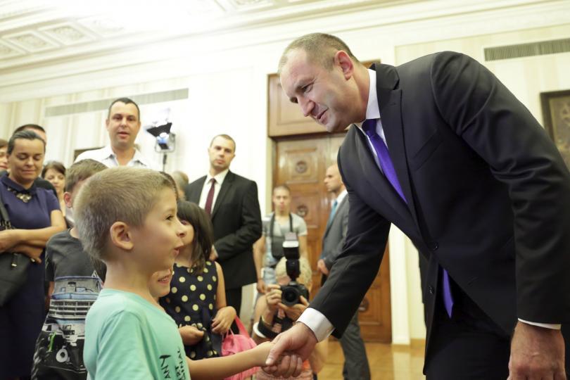 снимка 4 Ден на отворените врати на Дондуков 2 (СНИМКИ / ВИДЕО)