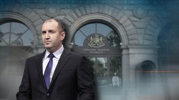 Президентът Радев се надява на преки доставки на руски газ през Черно море