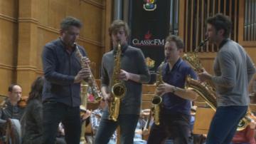 """""""Приказки за саксофона - поредният образователен концерт на Фортисимо Фамилия"""