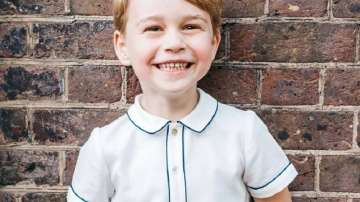 Първородният син на Кейт и Уилям принц Джордж става на 5 години