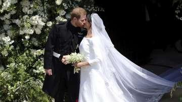 Принц Хари и Меган Маркъл вече официално са съпруг и съпруга (ВИДЕО + СНИМКИ)