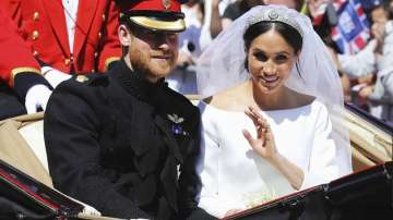 Кралската сватба на годината: Принц Хари и Меган Маркъл пред олтара