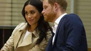 Принц Хари и Меган получиха бебешки подаръци по време на визитата си в Австралия