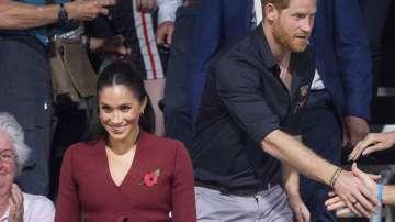 Принц Хари и Меган пристигат на четиридневно посещение в Нова Зеландия
