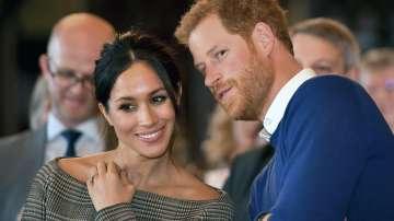 Меган Маркъл празнува с приятелки преди сватбата си с принц Хари