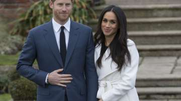 Принц Хари и Меган Маркъл ще се венчаят през май в двореца Уиндзор
