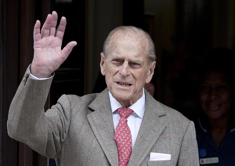 Принц Филип празнува 98-и рожден ден