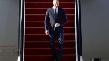 Принц Уилям пристигна в Израел