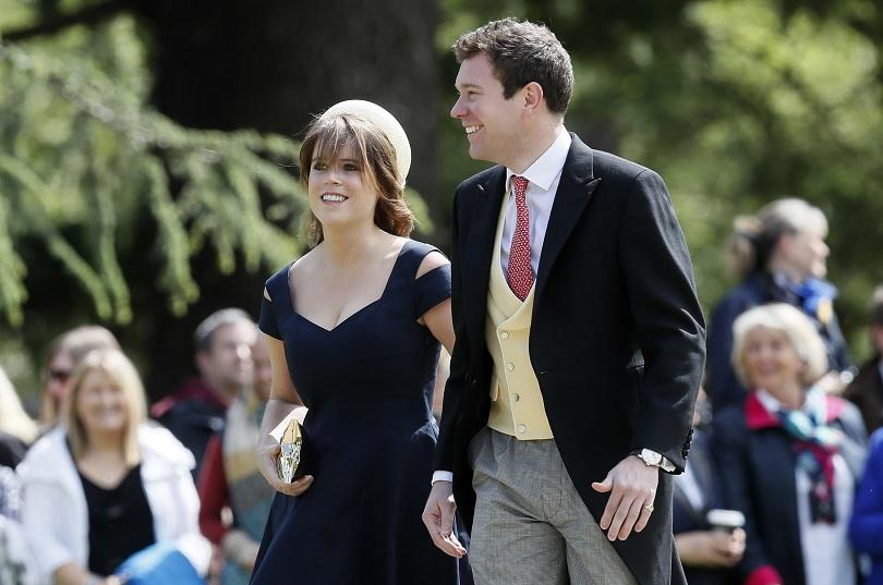 След пищната сватба на принц Хари и актрисата Меган Маркъл
