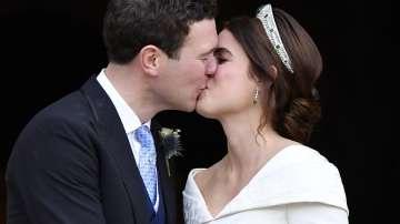Кралска сватба: Принцеса Юджини каза Да на бизнесмена Джак Бруксбанк