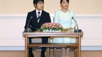 Японската принцеса Мако се омъжва за простосмъртен и губи кралския си статут