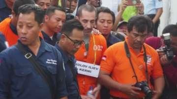 Бегълците от затвора на остров Бали направиха възстановка на бягството си