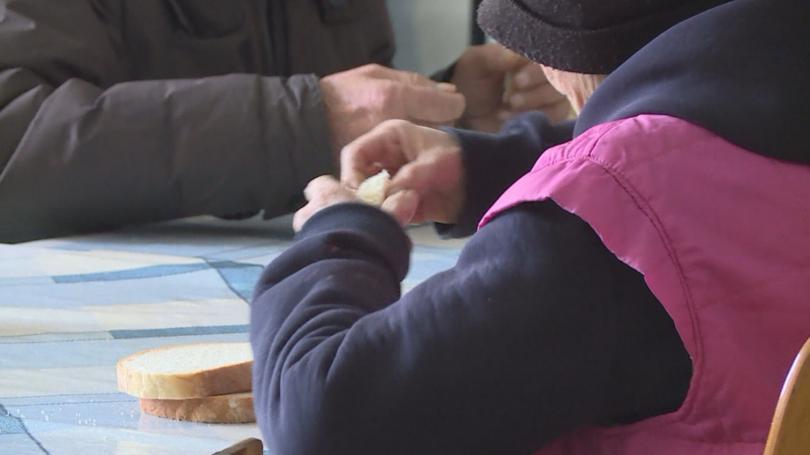 Приютът за бездомни хора в Русе, който се стопанисва от