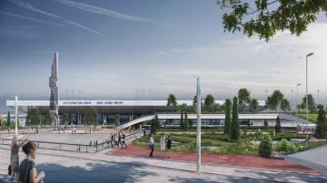 Арх.Захариев: Идеята е пространството при Централна гара да е отворено за хората